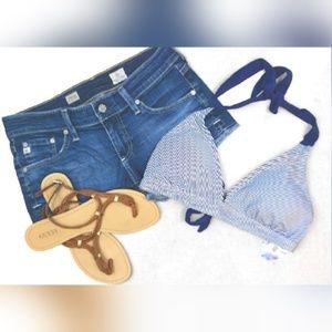 NWT PrAna Lahari Halter Bikini Top